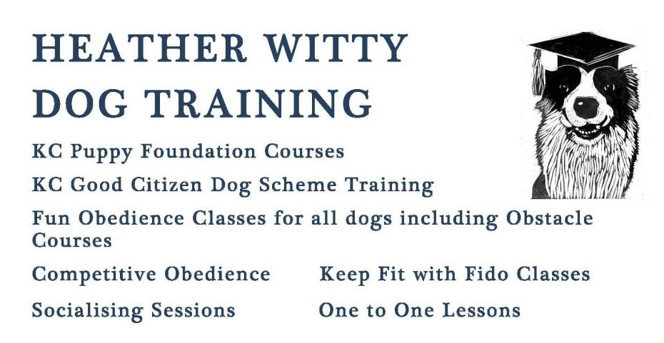 Heather Witty Dog Obedience Classes