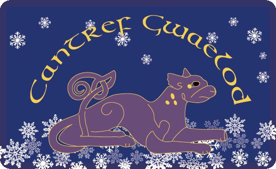 Cantref Gwaelod at Christmas